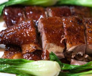 Cantonese-Roast-Duck  - Chows